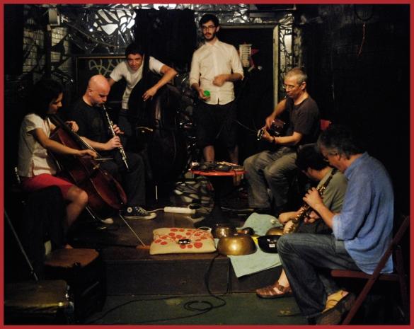 La Casa de los Jacintos. Junio 2009