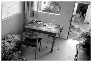 Casa de Ana nuestra anfitriona en Toulouse