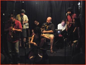 La Casa de los Jacintos. Julio 2007