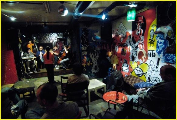 La Casa de los Jacintos. Junio 2008