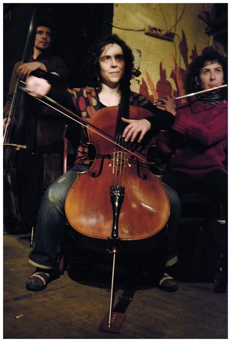 Orquesta FOCO dirigida por Michael Fischer (Austria). Febrero 2008