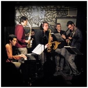 Jam Session. La Casa de los Jacintos. Enero 2008