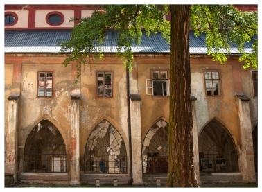 Klášterní kostel Obětování Panny Marie České Budějovice