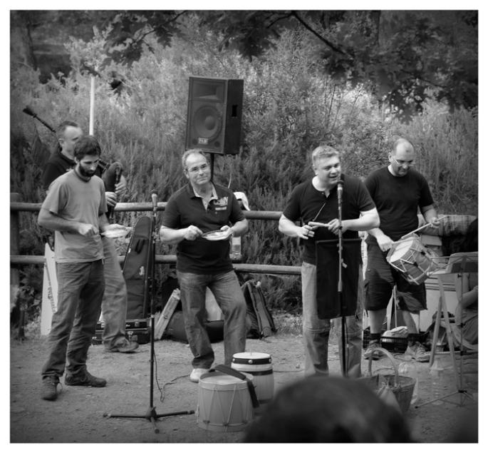 Fiesta del Esquileo. Junio 2012