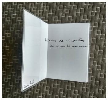 """""""Poemas de Álvaro de Campos. II. TABAQUERIA ..."""